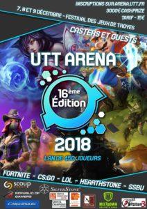 UTT Arena 2018