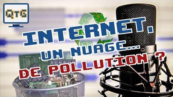 🔴 Internet, un nuage… de pollution ? – Live #2