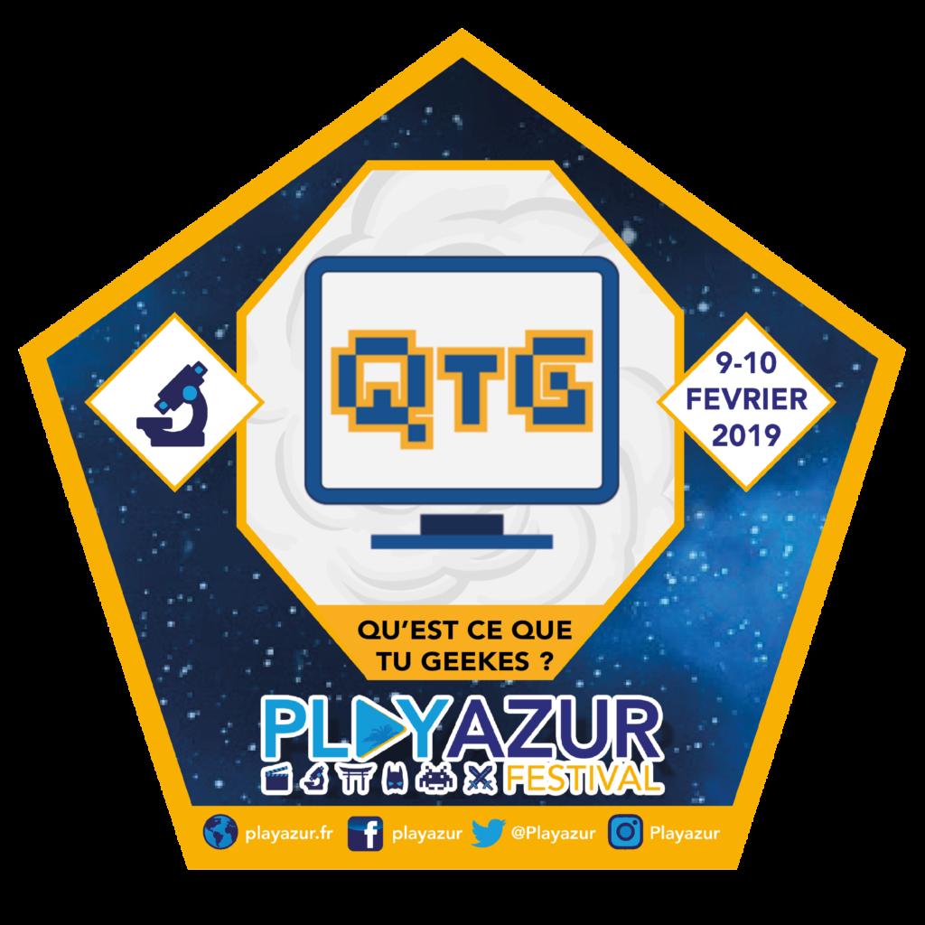 QTG au Play Azur Festival 2019